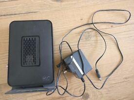 Netgear wireless router Virgin Branded