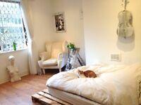 2 week rental in large Hackney Downs room