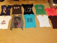 Large bundle of size 8 clothes