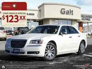 2011 Chrysler 300 LIMITED | LEATHER NAVIGATION PANORAMIC SUNROOF