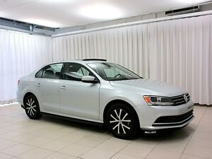 2016 Volkswagen Jetta TSi TURBO SEDAN w/ ALLOYS, BACKUP CAM, HEA