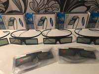 Samsung 3D active shutter glasses