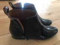 Shoes size 6 crocs/bourgeois boheme sequinned & gap boots