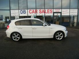2010 10 BMW 1 SERIES 2.0 116I SPORT 5D 121 BHP **** GUARANTEED FINANCE **** PART EX WELCOME