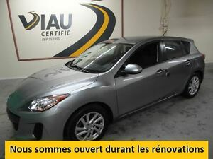 2012 Mazda MAZDA3 GS *** MAGS, BLUETOOTH ***