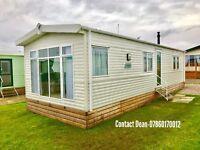 Static Caravan Holiday Home For Sale On 12Month 4Star Park OceanEdge Northwest SeaViews Pet Friendly