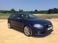 2011 Audi A3 S-Line 2.0TDi - Scuba Blue