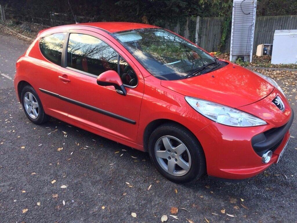 PEUGEOT 207 1.4 DIESEL CAR 2009