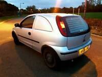 Vauxhall corsa 1.3 cdti van drives lovly half price sale £499 bargain
