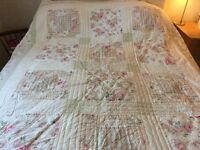 American Style Bedspread - double