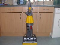 "DYSON DC07, VACUUM CLEANER,HOOVER,""3 MONTHS WARRANTY"""