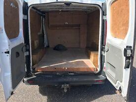vauxhall vivaro van-New MOT-loads of service Very clean