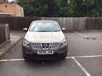 Nissan Qashqai 2.0 Acenta CVT 5dr FSH, PARKING AID, AUTO RARE TO FIND!!!