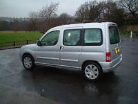 Citroen Berlingo Multispace 2003 no mot cheap work van . Needs tlc