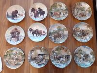 Wedgwood Collectable plates