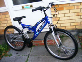 "24"" WHEEL MOUNTAIN BIKE IN GREAT WORKING ORDER"