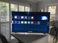 """Samsung Flat Screen TV 55"""" TV UE55F 8000ST"""