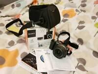 Sony Alpha A5000 20.1MP Digital Camera - Black (Kit w/ 16-50mm Lens)
