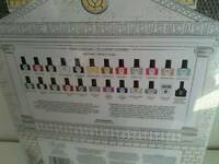 Ciat'e Mini Manor Nail Varnish Calender