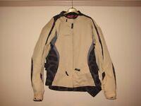Teknic Ladies Motorcycle Jacket 14