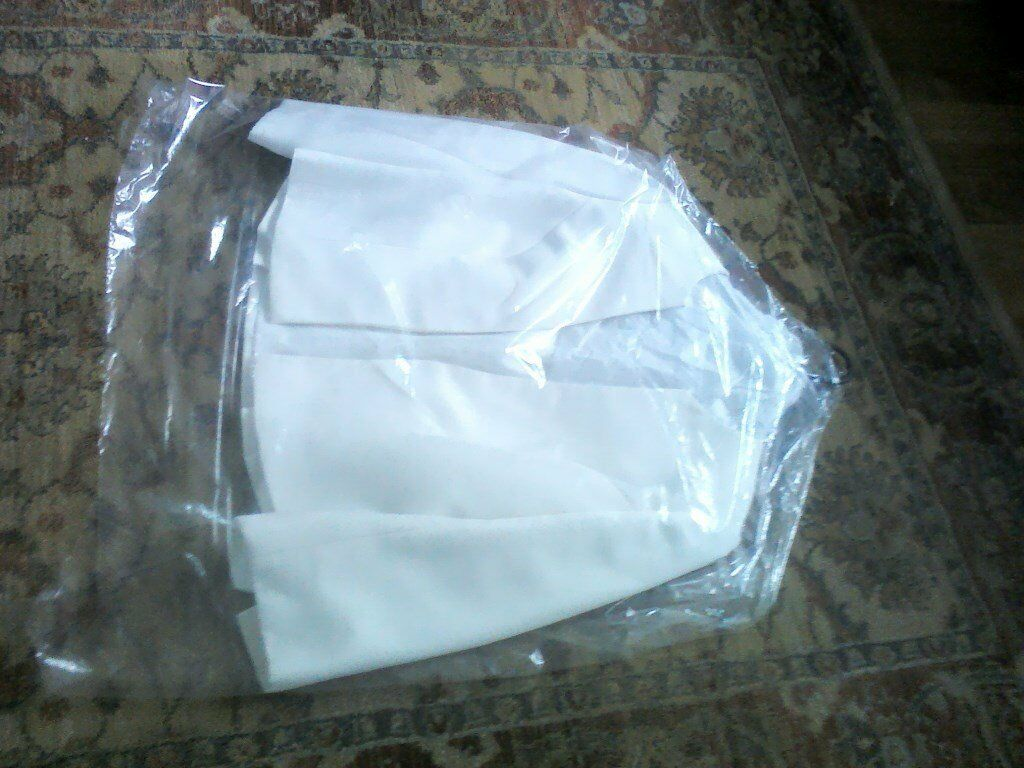 Size 12 Ladies White jacket