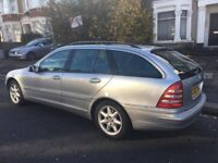 Mb c240 auto 2002 fully loaded leather