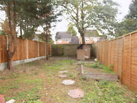 2 BEDROOM HOUSE WITH 2 BATHROOMS, 2 RECEPTIONS, GARDEN, GARAGE, PARKING, CLOSE TO TRAIN STATION