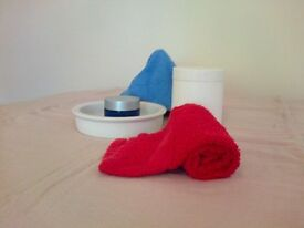 Refreshing Body Scrub Massage at your's Or at mine. Hurry! price £38's only.
