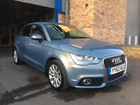Audi A1 62 reg 1.2 tfsi 5 door - low mileage