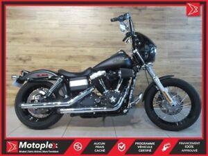 2012 Harley-Davidson FXDB Dyna Street Bob 91$/SEMAINE