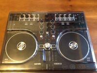 Reloop Terminal Mix 2 DJ Controller with Decksaver Cover