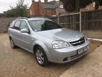 Chevrolet Lacetti 1.8 SX 5dr, AUTOMATIC, FULLY SERVICE WITH TIMING BELT THIS YEAR, DRIVES VERY WELL