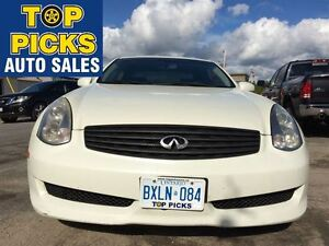 2007 Infiniti G35 VEHICLE TO BE SOLD ON AN AS IS BASIS !!!