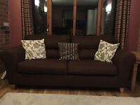 3 seater sofa- excellent condition