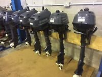 Yamaha Outboard Engines at Crazy Prices - Last remaining stock of new engines must be sold