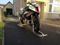 BMW S1000RR 2011 Track Bike With V5
