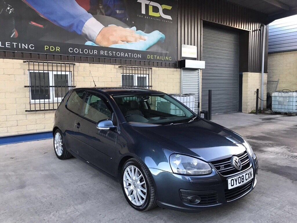 2008 volkswagen golf gt sport gt tdi 140 bhp 6 speed 3 door hatchback in leeds city centre. Black Bedroom Furniture Sets. Home Design Ideas