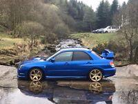 Subaru impretza wrx sti 2007