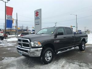 2015 Ram 2500 Crew 4X4 Long Box ~Cummins Turbodiesel ~Chrome Sid