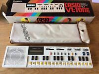 Casio VL tone - with box and case - working