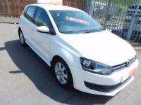 2011 VW POLO SE TDI 1.2 WHITE 5 DOOR DIESEL ++++£20 ROAD TAX ++++ Full Service History ++++