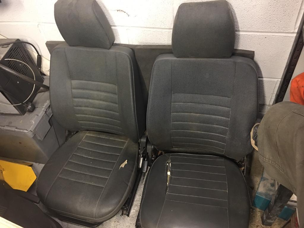 land rover defender seats in derby derbyshire gumtree. Black Bedroom Furniture Sets. Home Design Ideas