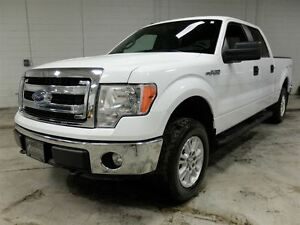 2014 Ford F-150 XLT PAYLOAD CREW 4X4 V8 MAGS LWB