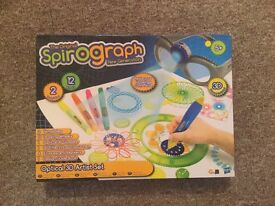 Brand New and Sealed Spirograph new generation