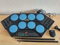 Vintage Yamaha DD-12 Electronic Percussion Drum Kit