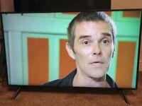 Samsung 50 Inch 4K UHD HDR Smart LED TV With TVplus (Model UE50RU7100)!!!