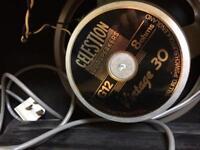 Fender concert valve amp
