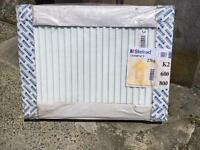 *TWO AVAILABLE* Stelrad compact radiators