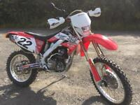 Honda crf250x mint condition