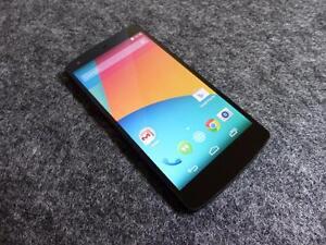 Téléphone cellulaire débloqué LG NEXUS 5